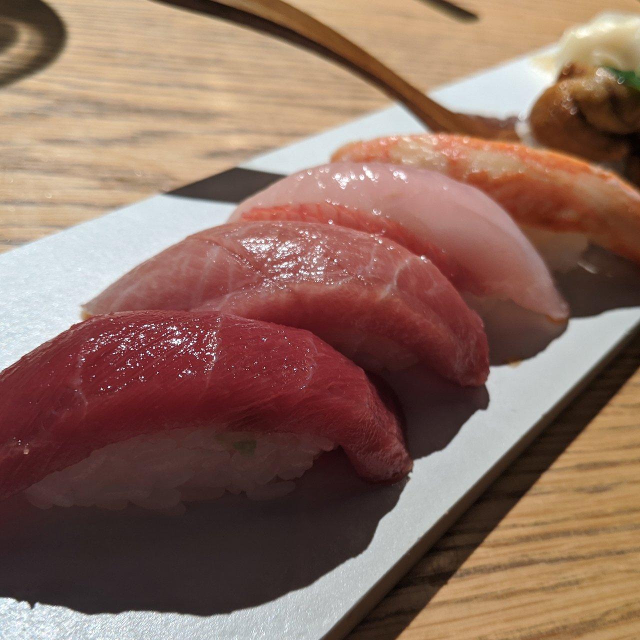 渋谷でオススメなデリバリーできる寿司
