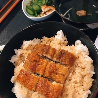 うなぎ丼 特々丼(うざく・吸物付)