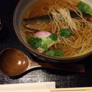 にしん蕎麦(てん川 (てんかわ))