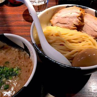 味玉濃厚つけ麺(麺屋武蔵 武骨 御徒町店)
