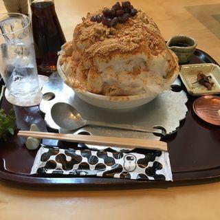 黒蜜きな粉(廚菓子くろぎ (クリヤカシクロギ))