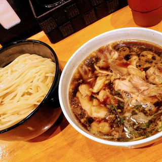 醤油馬鹿つけ麺(ラーメン坊也哲 )