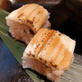 穴子の箱寿司(炉端・おでん あかし亭 本家)