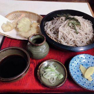 天ざる蕎麦(かめや)
