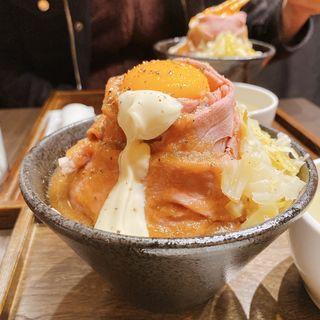 ローストビーフ丼定食(ローストビーフ大野 池袋店)