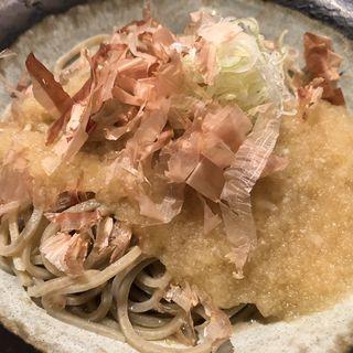 越前おろし蕎麦(九頭龍蕎麦 )