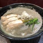 恋煮干し麺 魚三