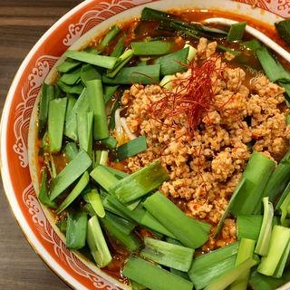 豚ニラ中華そば(麺や玄鳥)