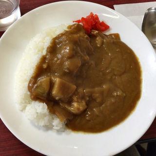 カレーライス(栄屋ミルクホール (サカエヤミルクホール))