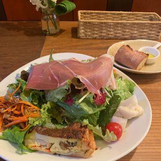 サラダプレート(カフェ トラ (Cafe Tora))