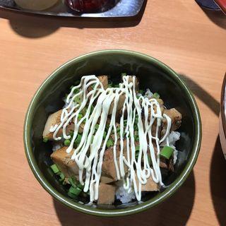 まかない飯(麺や 虎ノ道)