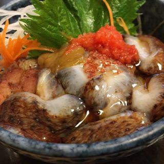 なまこ酢(吉乃川酒蔵)
