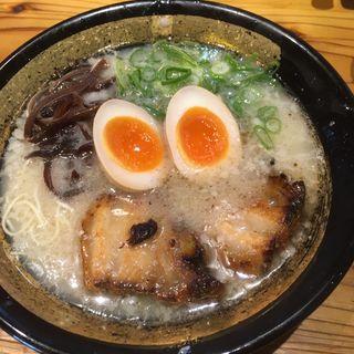 厚切り炙りチャーシューメン(めんくいや 博多駅東店 )