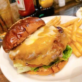 (the great burger stand ザ グレート バーガー スタンド)