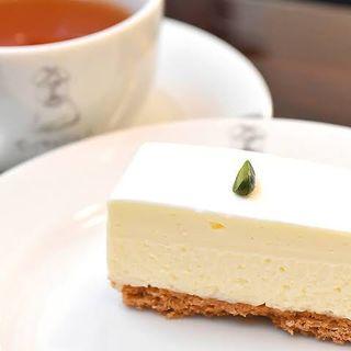 レアチーズケーキ(西洋菓子しろたえ 赤坂 )