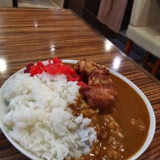 唐揚げカレーライス(串焼き うどの)
