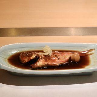 金目鯛の煮付け(下田大和館 (しもだやまとかん))