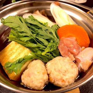 鶏鍋(ホテル秋田屋 )