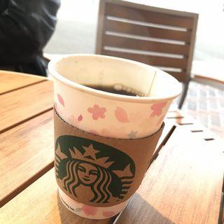 ドリップコーヒー ショートサイズ(スターバックスコーヒー 京都岡崎 蔦屋書店 (STARBUCKS COFFEE))