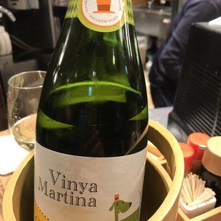 スパークリングワイン ボトル(さつき )
