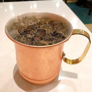 アイスコーヒー(カフェドール 横浜ポルタ店)