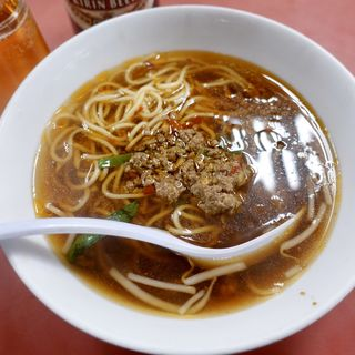 台湾ラーメン(アメリカン)(味仙 矢場店 (ミセン))
