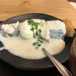 大串白おでん(冬季限定)(酒饌亭 灘菊 (小溝筋のかっぱ 酒饌亭 灘菊))