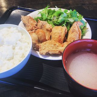 からあげ定食 しお(らんまん食堂 MAGNET by SHIBUYA109店)