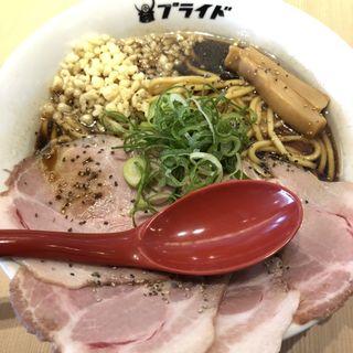 富山ブラック(麺バルプライド)