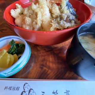 天丼(三笑亭 (さんしょうてい))