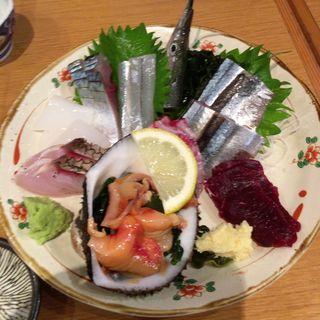 魚盛り(スタンドふじ 本店 )