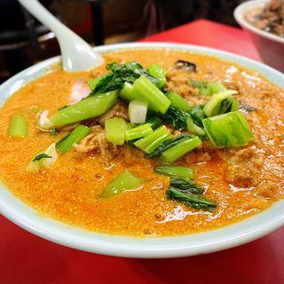 坦々麺(やよい軒 (ヤヨイケン))