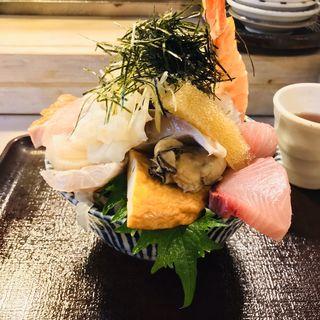 海鮮丼(江戸富士 )