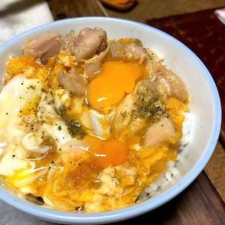 親子丼(西陣 鳥岩楼 (にしじん とりいわろう))