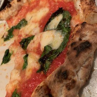 マルゲリータ(ピッツエリア ファッブリカ トクマル (pizzeria fabbrica 1090))