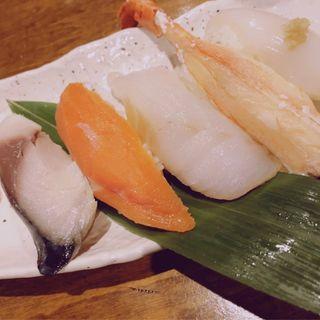 おまかせ寿司(マルカン漁業部 海がき本店 )