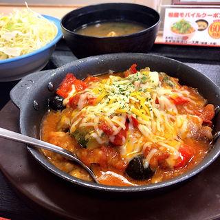 カチャトーラ定食(松屋 仙台五橋店 )