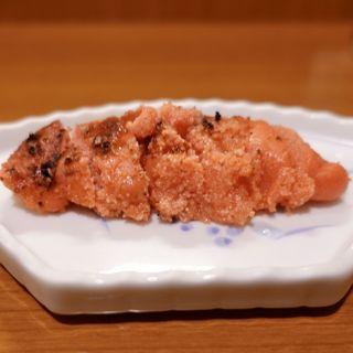 明太子(炙り)(島正 )