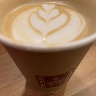 カフェラテ(Angelica CoffeeStand(アンジェリカコーヒースタンド))