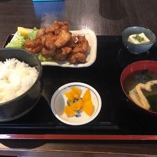 唐揚げ定食(Nobu (ノブ))
