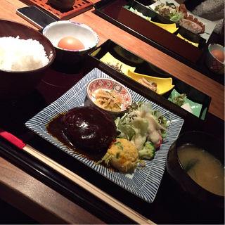手毬ハンバーグ(雅しゅとうとう (がしゅとうとう))