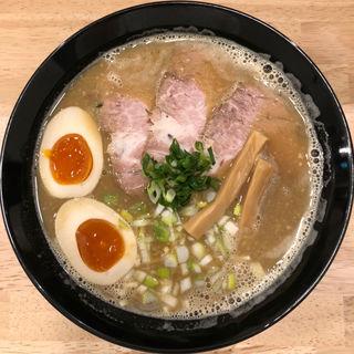 鶏×魚ラーメン(麺屋 K)