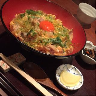 親子丼(はな柳 (ハナヤギ))