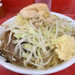 小ラーメン(ラーメン二郎 越谷店)