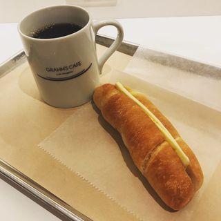 あんバターサンド(GRAHM'S CAFE 北千住店)
