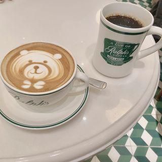 カフェラテ(ラルフズ コーヒー 表参道(Ralph's Coffee Omotesando))