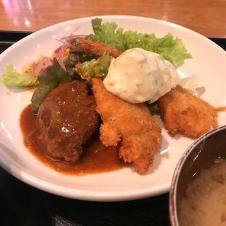 衣笠定食(衣笠 (定食レストラン))