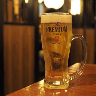 ビール(プレモル)