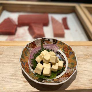 クリームチーズ西京漬け(虎杖 表店)