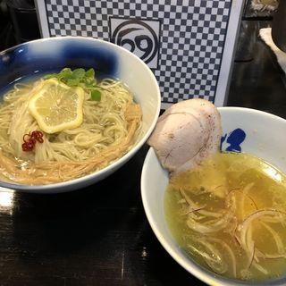 元祖 昆布水つけ麺Ultimate 塩味(ロックンビリーS1 (スーパーワン))